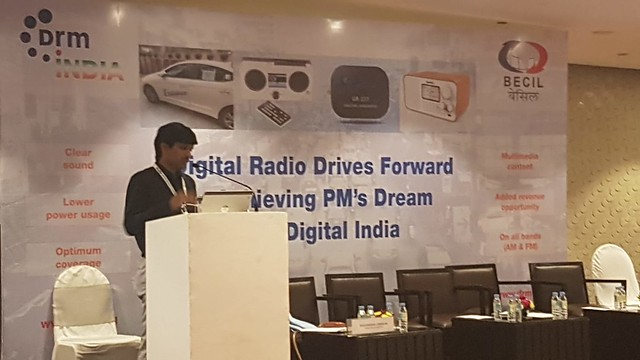 DRM BECIL India Round Table