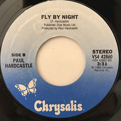 PAUL HARDCASTLE:19(LABEL SIDE-B)