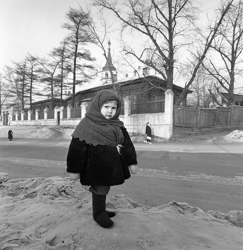 1964. Марио Де Бьязи путешествует по Сибири