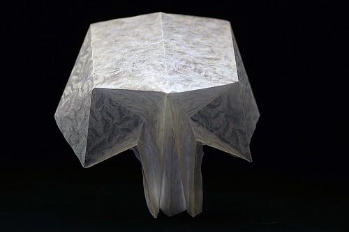 Origami Skull - Kunihiko Kasahara