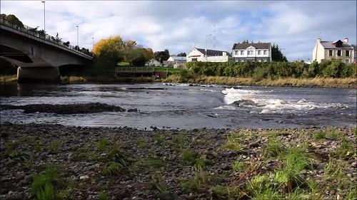 Walk Lifford Bridge to Corkan Island 21 Oct 2018v1 Short