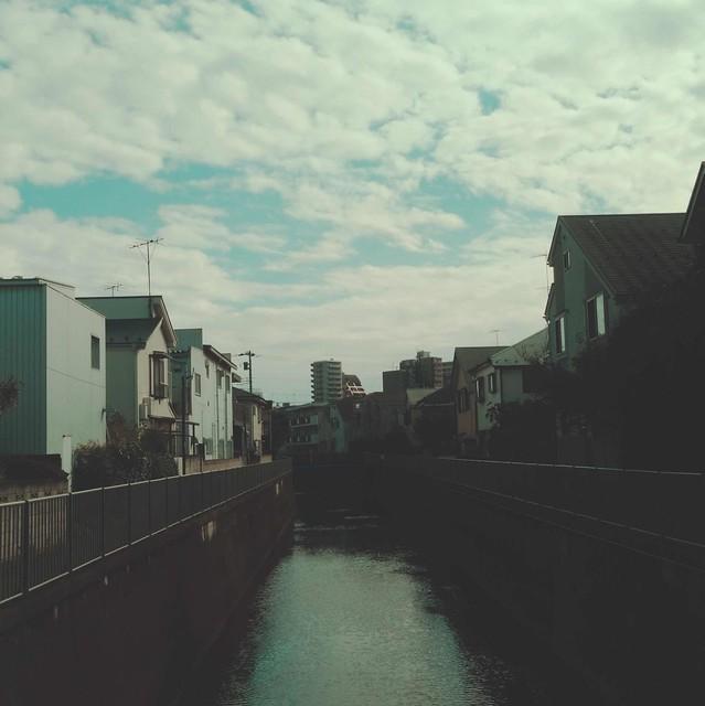 Zenpukuji river