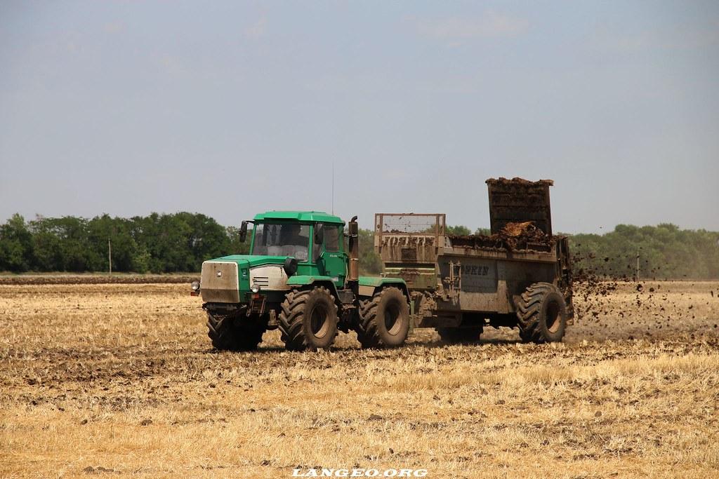 HTA-200 and Joskin Siroko
