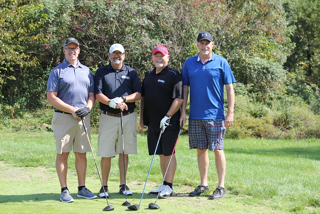 2018 Fall Golf Tournament