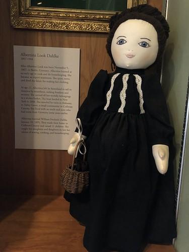 Albertina Look Dahlke 1867-1944