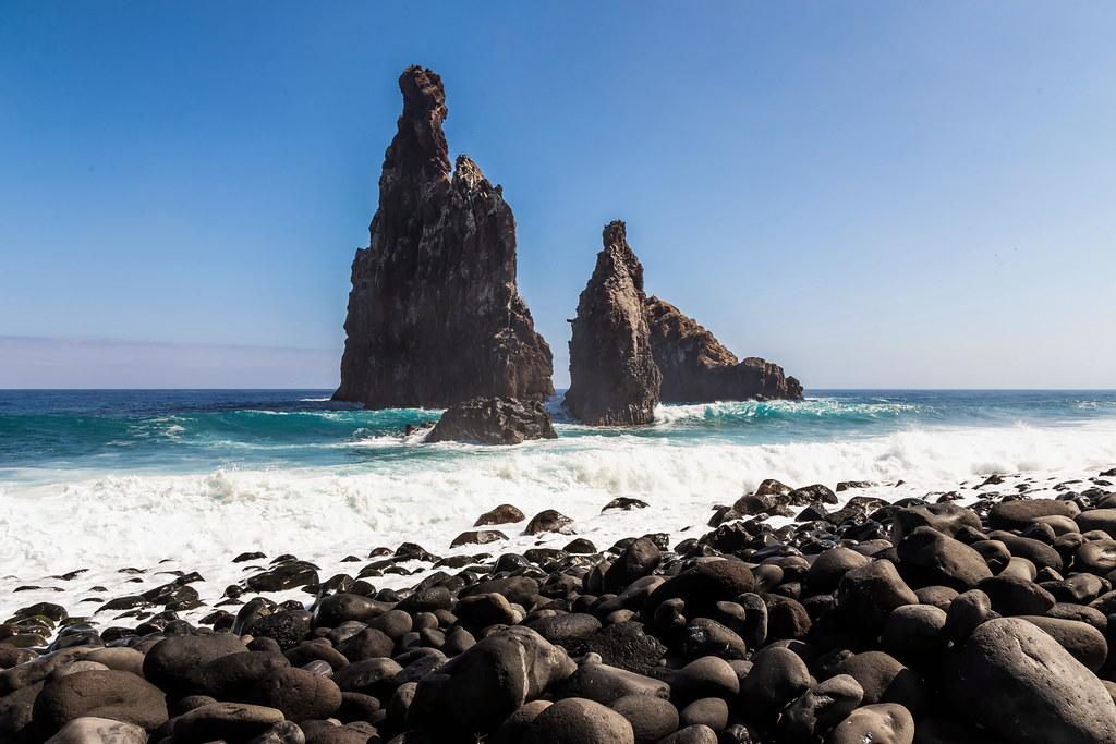 Rocks At Ilheus da Rib