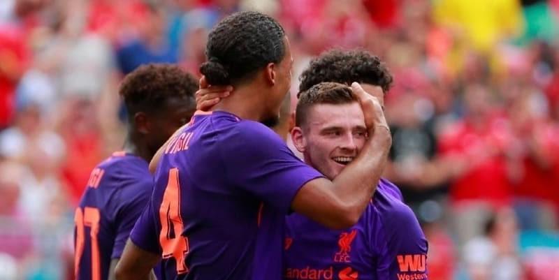 Van Dijk Datang Sudah Pulih Dari Cedera dan Pertahanan Liverpool Jadi Kuat Kembali