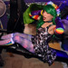 20180113 2313 - Rainbow Party #13 - Rainbow - Victoria V - sit-up bench - (by Sideshow Bob) - DSC_2315
