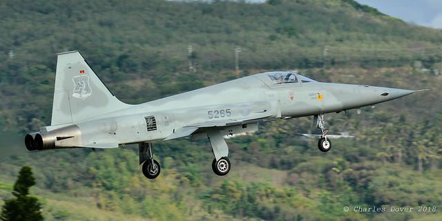 F-5E  80867/5265  7th TFW/ RoCAF - Taiwan