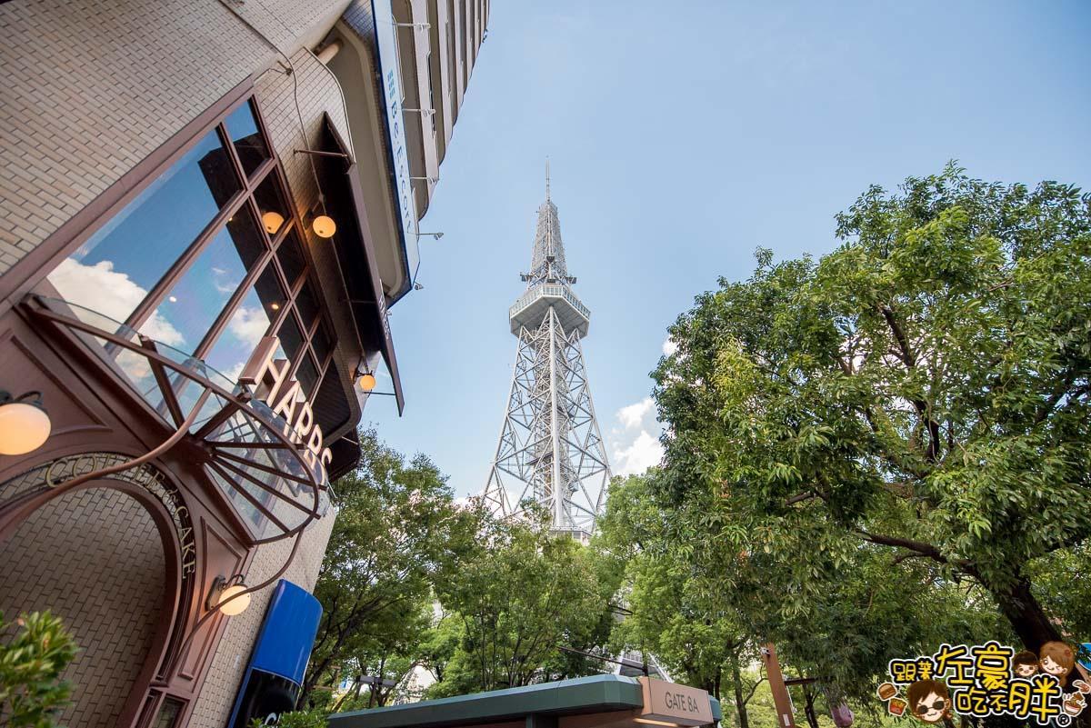 名古屋自由行-名古屋電視塔+宇宙船綠洲21-2