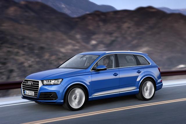 Comprar Audi Q7