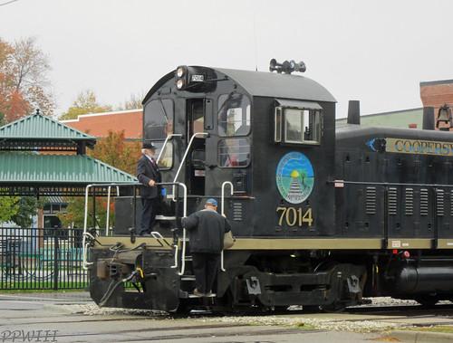 C&M Pumpkin Train Crew