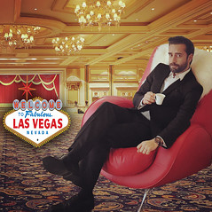 Arsi Nami lifestyle commercial shoot in Las Vegas