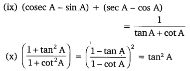 NCERT Solutions for Class 10 Maths Chapter 8 Introduction to Trigonometry 42