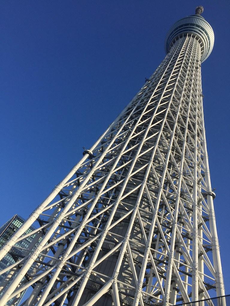 Tokyo Skytree, de hoogste toren van Japan