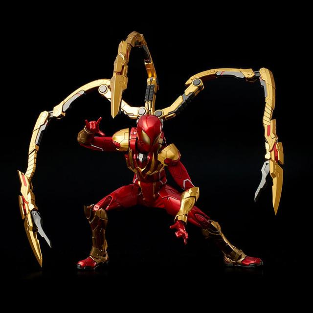 大比例再現漫畫版造型!千值練 RE:EDIT【鋼鐵蜘蛛 アイアン・スパイダー】1/6 比例可動人偶