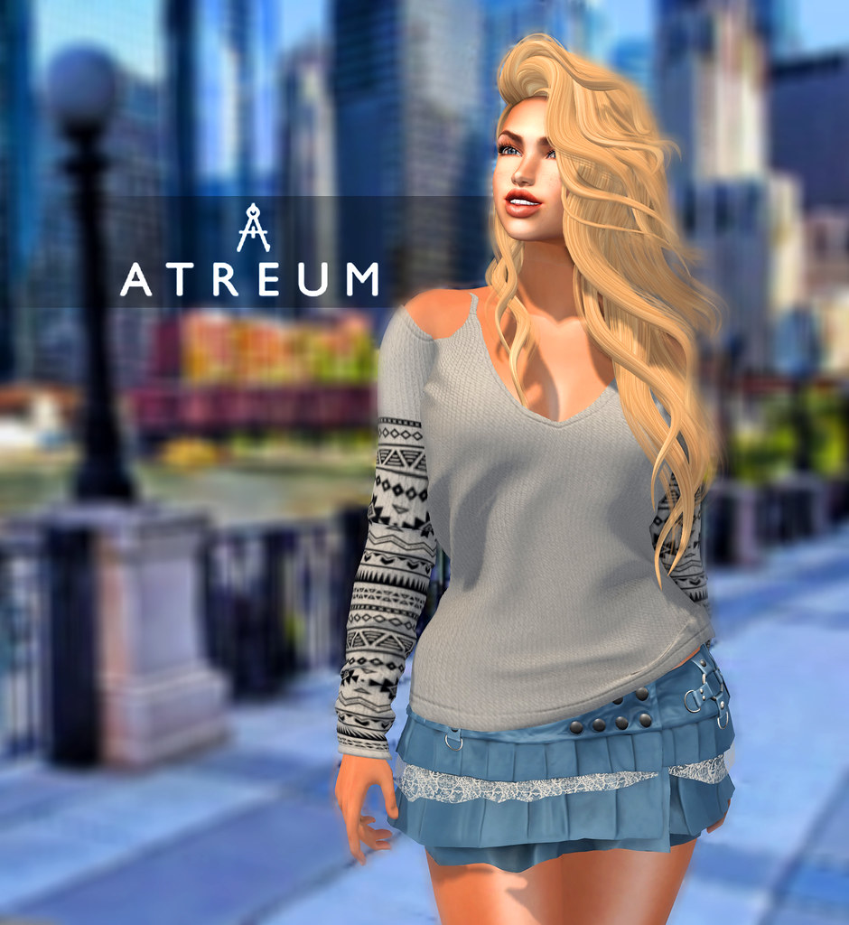 Atreum – Ivy Sweater New Release!