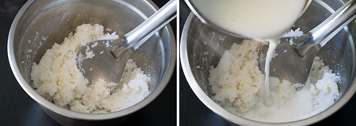 Curd Rice cooking steps by GoSpicy.net