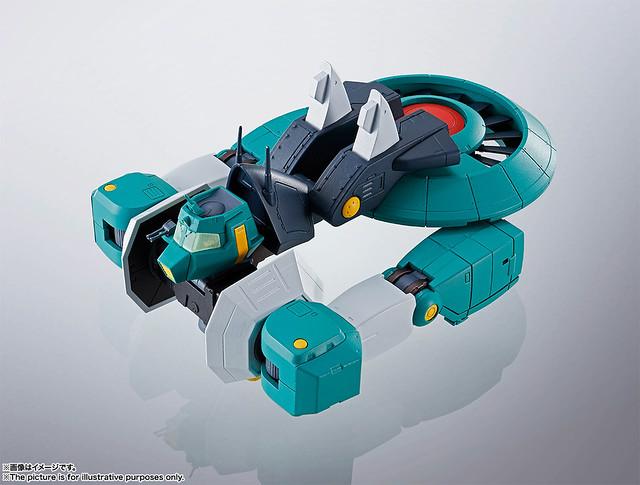 HI-METAL R 《戰鬥裝甲Xabungle》「戰鬥機械渥克凱利亞」強力登場!ウォーカーギャリア