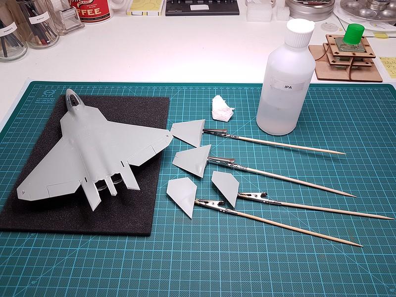 Academy 1/72 F-22A Air Dominance Fighter - Sida 5 44431096190_2daf604a9c_c