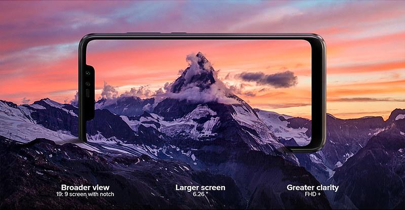 Xiaomi Redmi Note 6 Pro レビュー (8)