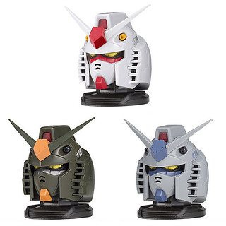 《Mobile Suit Gundam》Exceed Model Gundam Head 01 Release Info!