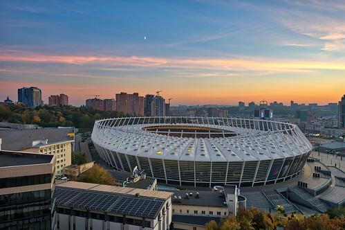 Ukraine Olympic Stadium