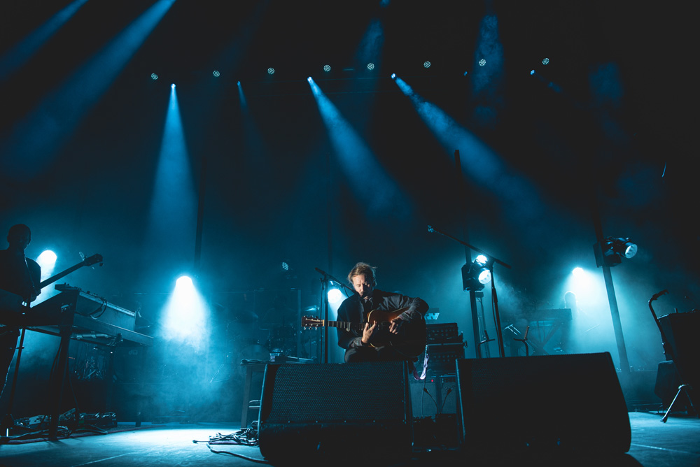 Ben Howard @ Hammerstein, NYC 13/10/18