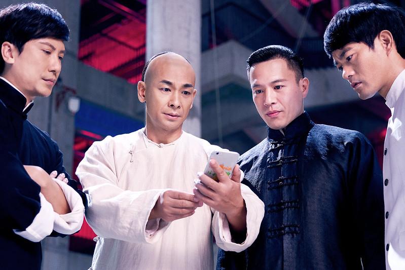 Filem Kung Fu League