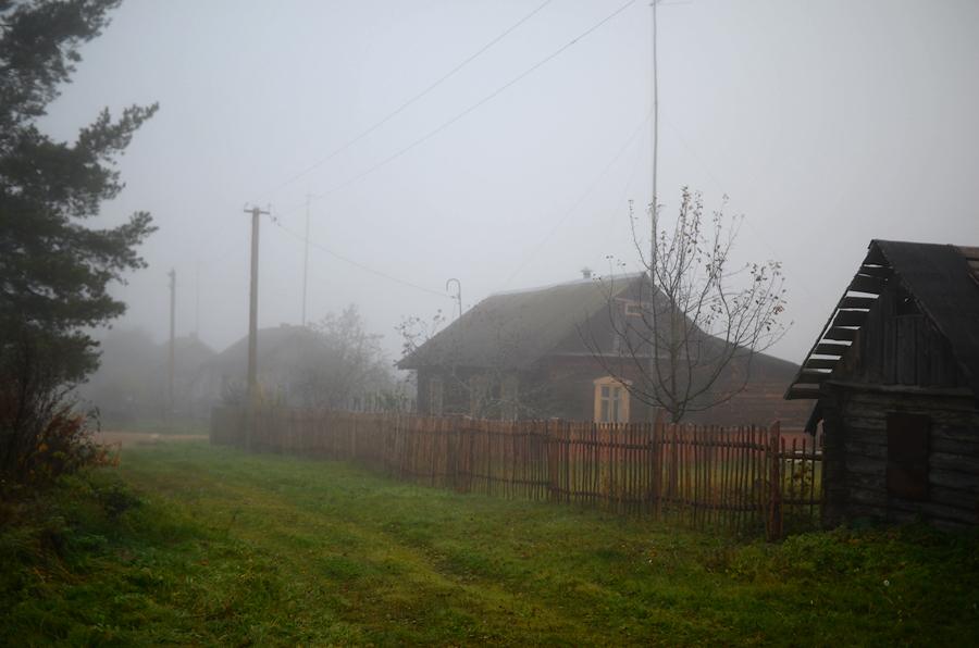 Деревенские зарисовки.