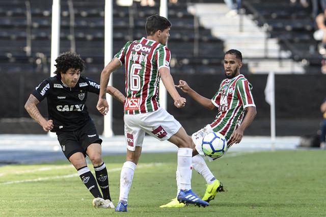 Fluminense 1 x 0 Atlético-MG