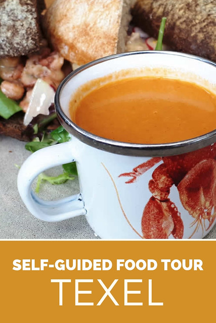 Te best cafés and restaurants on Texel, The Netherlands. Self-guided food tour Texel, The Netherlands | Your Dutch Guide