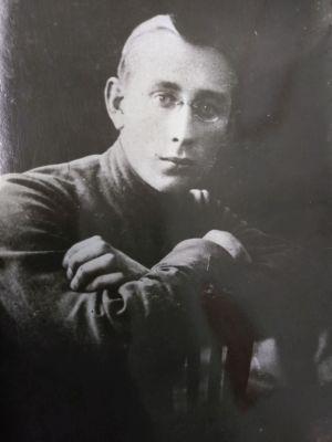 Виктор Авдеевич Якимов — один из первых комсомольских руководителей г.Ярцево