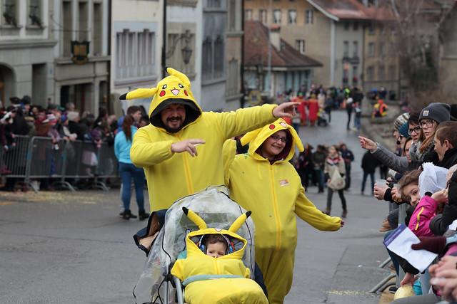 Carnaval des Bolzes 2018 - Dimanche
