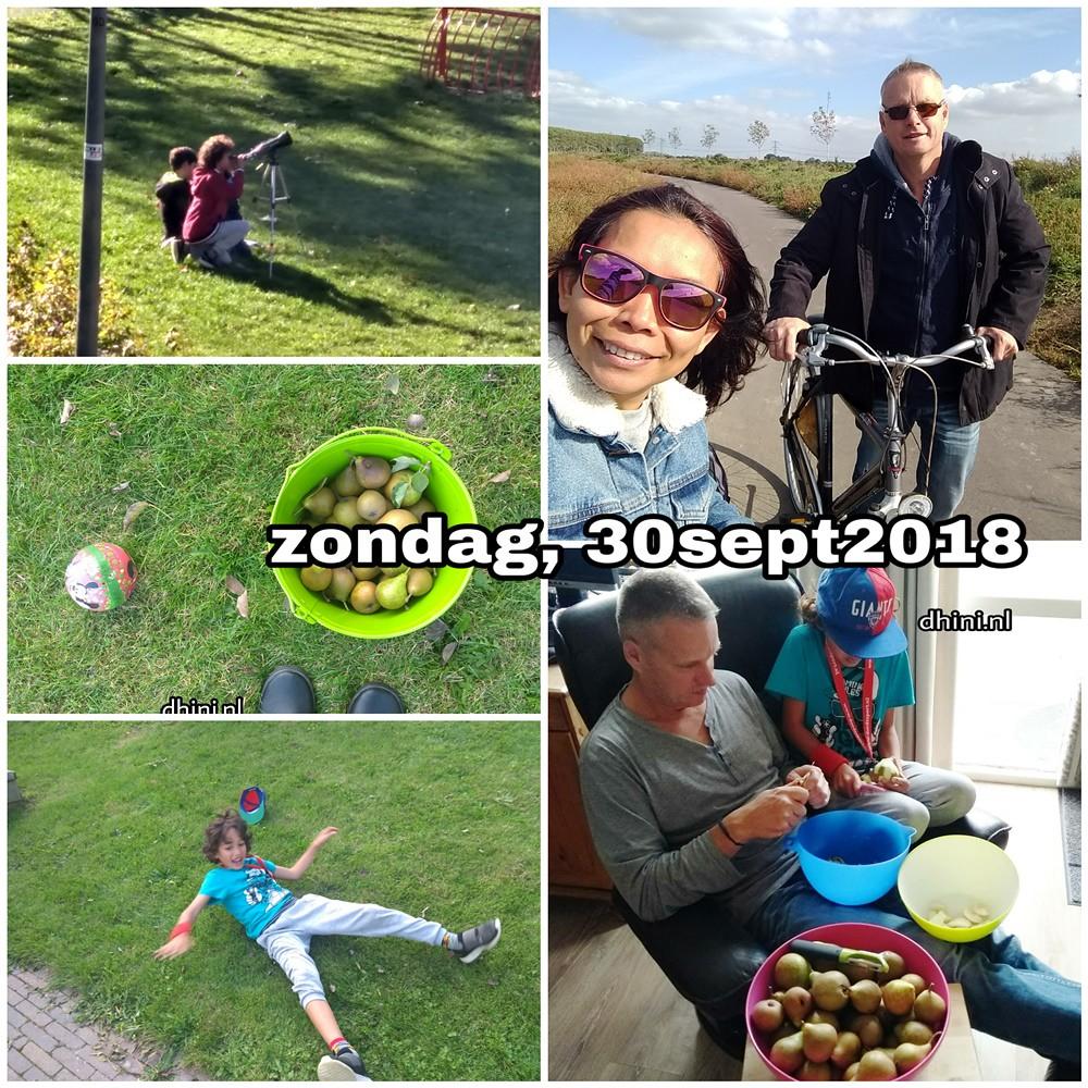 30 sept 2018 Snapshot