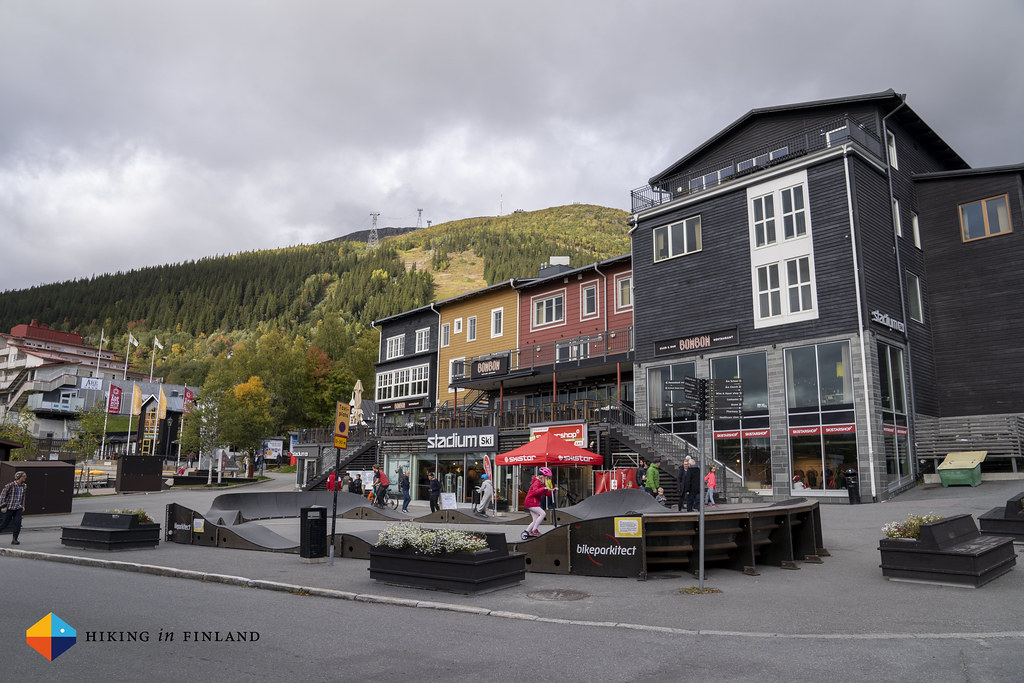 Åre Centre