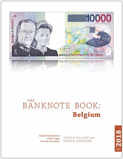 The Banknote Book Belgium