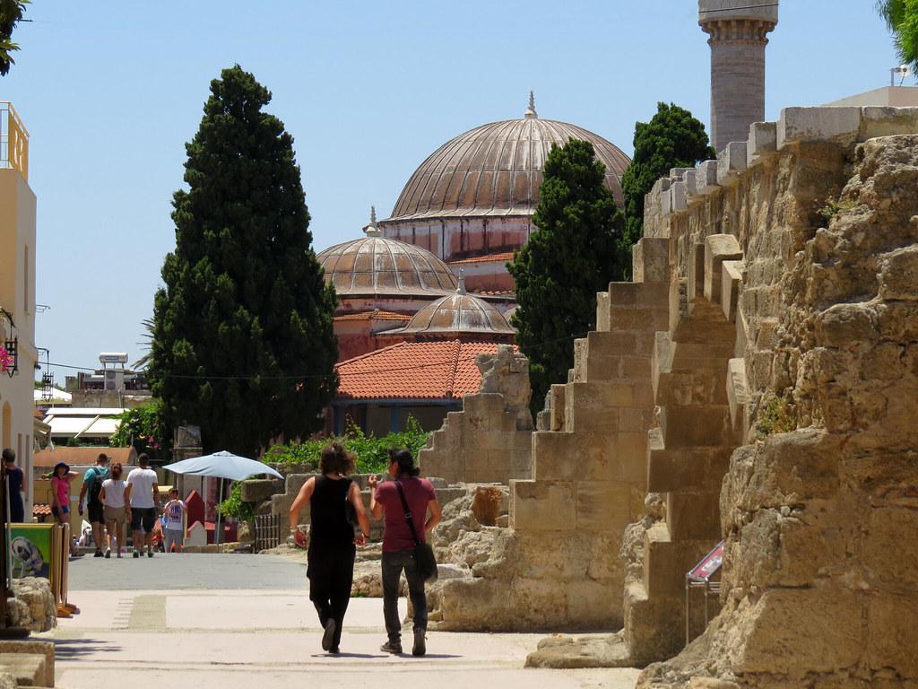 Мечеть Сулеймана Великолепного