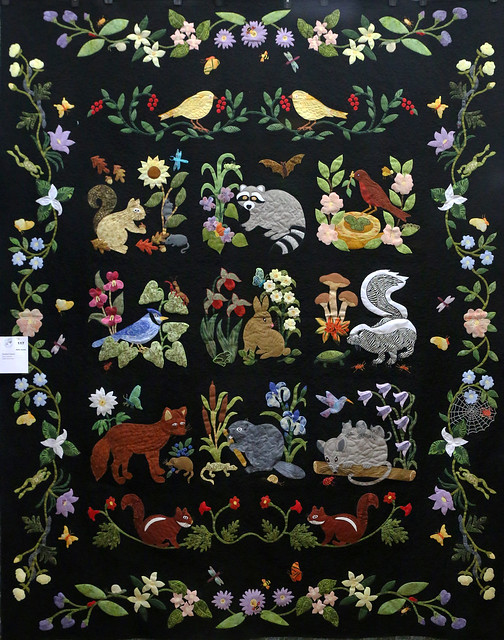 117: Woodland Creatures - Della Carian