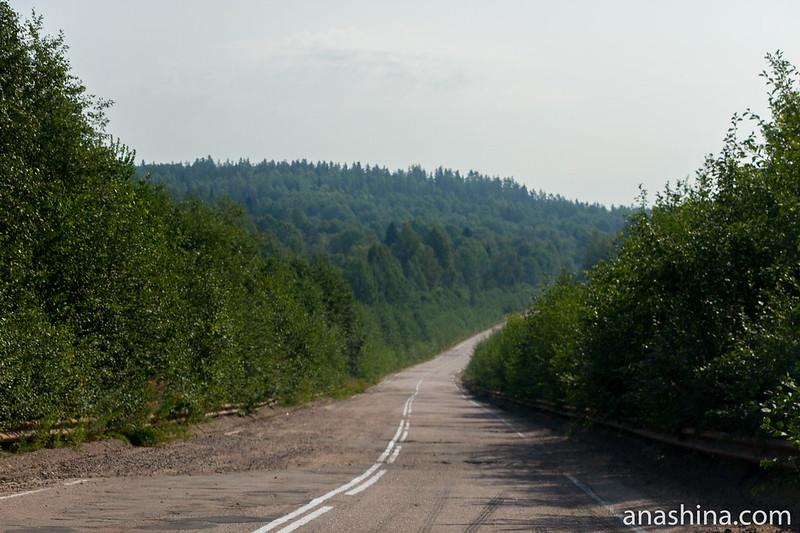 Автодорога 86К-8, Карелия