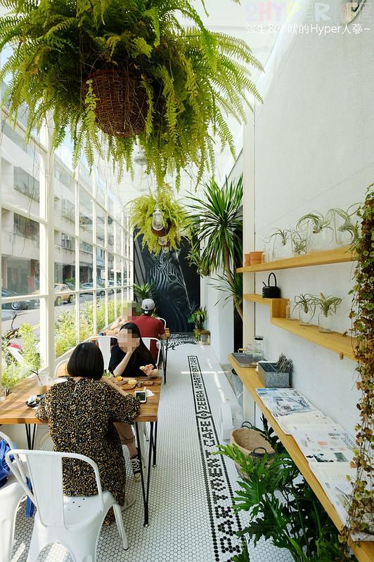 斑馬公寓咖啡 (4)