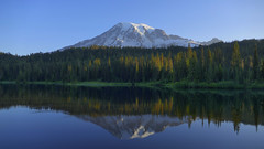 Reflection Lake, Mount Rainier National Park