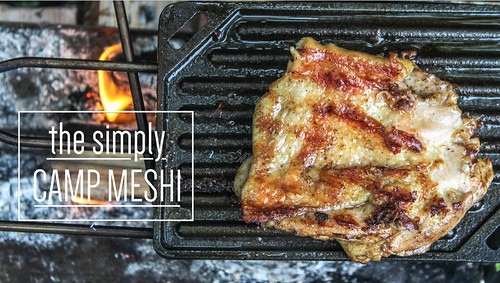 the simply CAMP MESHI