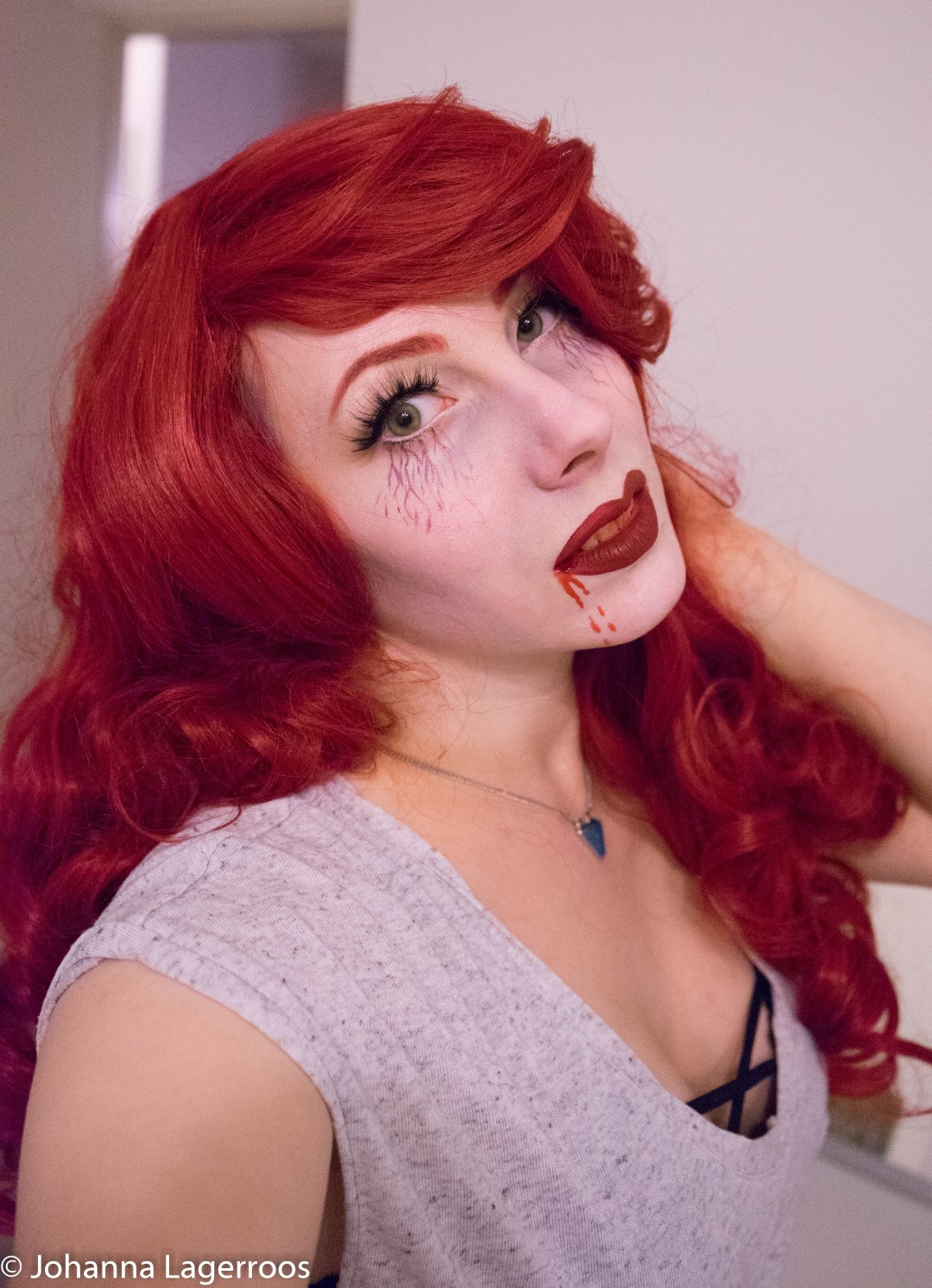 Little mermaid vampire