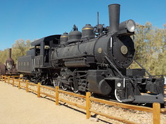 BORAX MUSEUM in Furnace Creek: (Death Valley National Park)