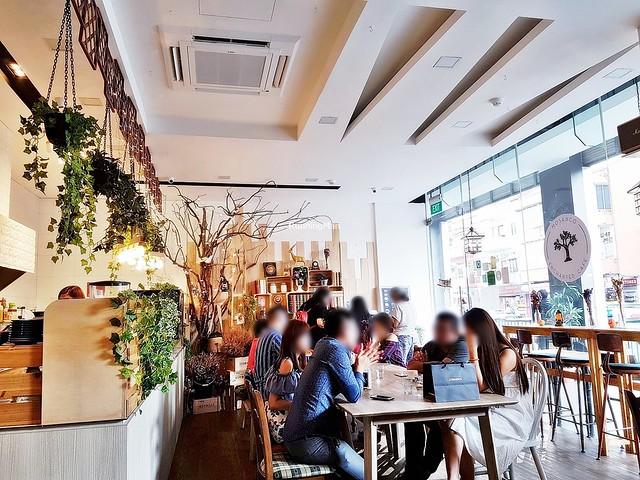 Enchanted Cafe Interior