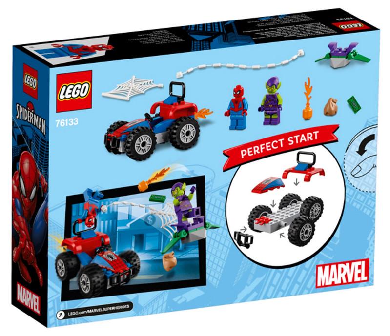 LEGO Spider-Man Car Chase (76133)