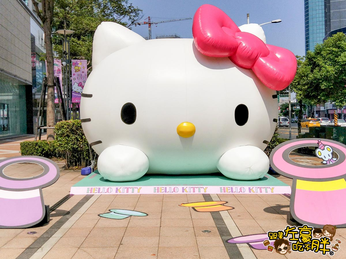 漢神巨蛋HELLO KITTY-14
