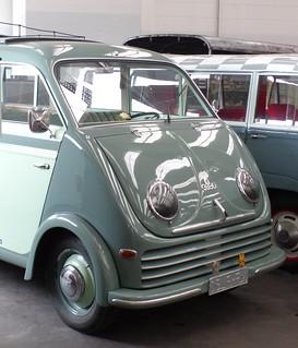 DKW F800-3 1959 green vr