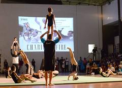 Atletas da AC participam do 3ª Festival de Ginástica da Faefid